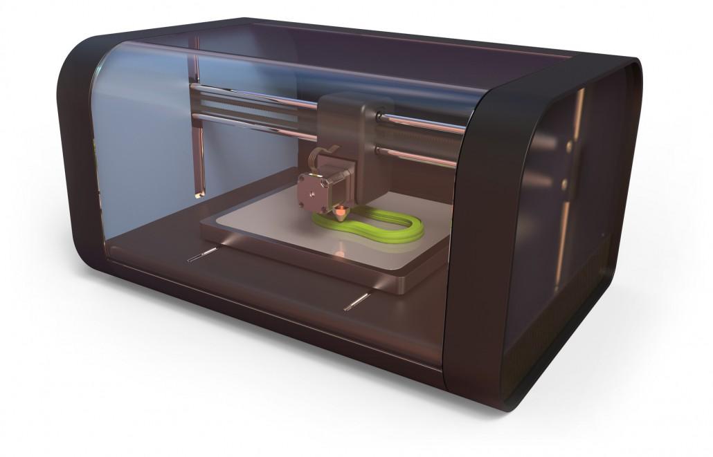 3D Drucken Industrie