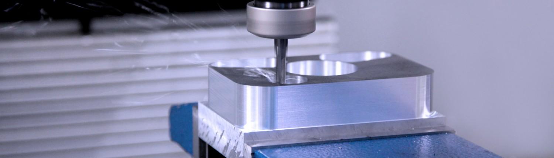 CNC-Frästeile aus Aluminium